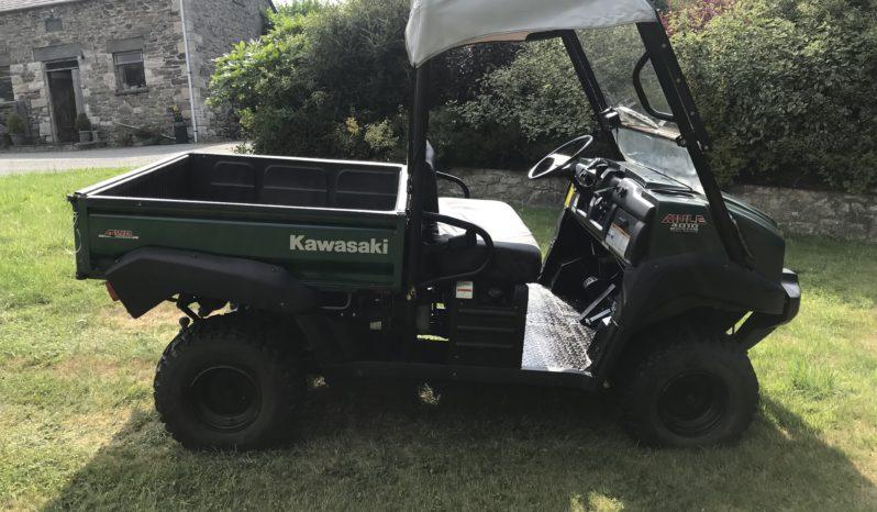 Kawasaki Mule 4010 full