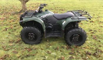 Yamaha Grizzly 450 full