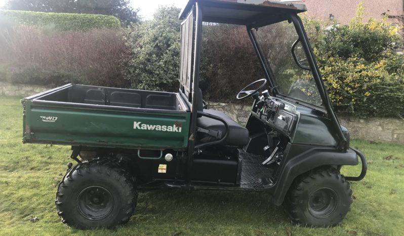 Kawasaki Mule 3010 full