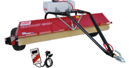 Towed ATV Weed Wiper – Contact 2000 CTF